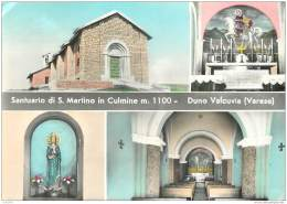 Italie - Lot Of 6 Postcards Of Rifugio San Martino At DUNO VALCUVIA - Varese