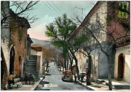 Italie - San Fele - Via S. Lucia 1965 - Potenza