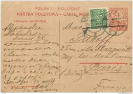 Pologne - Entier Postal From Bialystok 1930 - Interi Postali