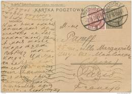 Pologne - Entier Postal From Bialystok 1934 - Entiers Postaux