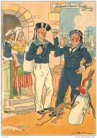 Illustrateur JACK - Barre Dayez - Nos Marins - Dumont D'Urville - Serie 1361 G - Illustrators & Photographers