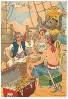 Illustrateur JACK - Barre Dayez - Nos Marins - La Flibuste - Serie 1361 B - Illustrateurs & Photographes