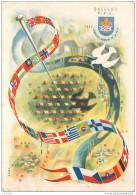 Scoutisme - Jamboree Mondial De La Paix 1947 - Moisson France - Scoutisme