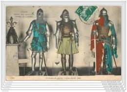 75007 - PARIS - Les Invalides - Musee De L'Armee - Costumes De Guerre : Regnes Du Roi Jean - Arrondissement: 07