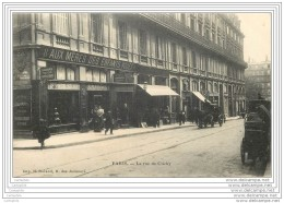 75009 - PARIS - Rue De Clichy - Commerce Chaussures Pour Enfants Aux Meres Des Enfants Voues - District 09
