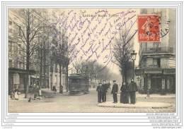 75013 - PARIS - Rue De Tolbiac (tramway) - Arrondissement: 13