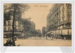 75014 - PARIS - Rue D'Alesia - Arrondissement: 14