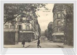 75019 - PARIS - Rue Du Rhin - Arrondissement: 19