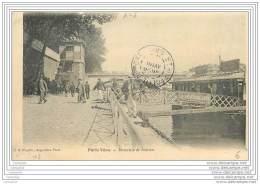 PARIS VECU N° 6 - Descente De Bateau - France