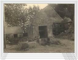 22 - CAVAN - Photo Rigide -  Fontaine 1954 - Lieux
