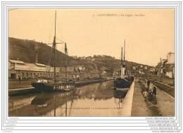 22 - SAINT BRIEUC - Le Legue - Le Port - Saint-Brieuc