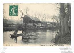 27 - PACY SUR EURE - L'Eure Et La Megisserie - Passeur Bac - Pacy-sur-Eure