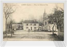 40 - LABRIT - Place De L'HdV - Labrit