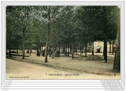 94 - PARC SAINT MAUR - Jeu De Boules (carte Glacee Couleur) - France