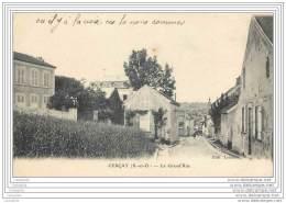 94 - CERCAY - La Grand'rue - France
