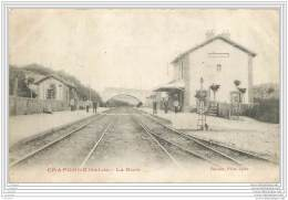 43 - CRAPONNE - La Gare - Craponne Sur Arzon