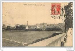 54 - CONFLANS JARNY - Quartier De La Gare (pas Courant) - Jarny
