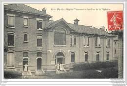 75012 - PARIS - Hopital Trousseau - Pavillon De La Diphterie - District 12