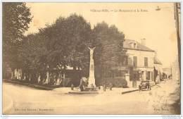 14 - VER SUR MER - Le Monument Et La Poste - Altri Comuni