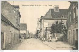 41 - VILLIERS SUR LE LOIR - La Poste - France