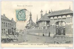 59 - ROSENDAEL - Rue Du Chapeau Rouge - Vues De Flandre 18 - Andere Gemeenten
