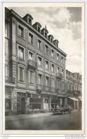 68 - COLMAR - Hotel Restaurant Bar Rhin-Danube 26 Av De La Republique - Colmar