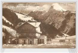 74 - MORZINE - Hotel Pension Restaurant Du Rond-point - Morzine