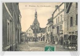 77 - PROVINS - Rue Felix-Bourquelot - Provins
