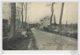 78 - DAMPIERRE - Entree Du Pays Cote De Cernay - Dampierre En Yvelines