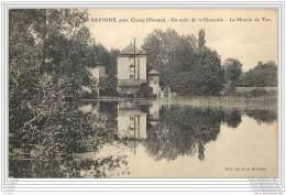 86 - SAVIGNE - Un Coin De La Charente - Le Moulin Du Tan - Frankrijk