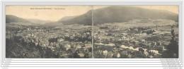88 - RAON L'ETAPE LA NEUVEVILLE - Carte Panoramique 2 Volets - Raon L'Etape