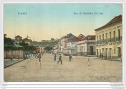 ANGOLA - Loanda - Rua De Salvador Correia - Angola