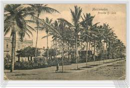 ANGOLA - Mossamedes - Avenida Luiz - Angola