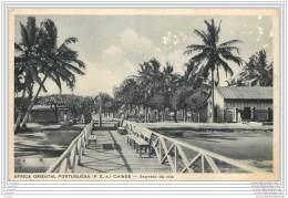 MOZAMBIQUE - CHINDE - Aspecto Da Vila - Mozambique