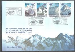 PAKISTAN 2017 FDC INTERNATIONAL YEAR OF SUSTAINABLE TOURISM FOR DEVELOPMENT MOUNTAIN IN PAKISTAN - Pakistan