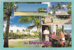 Old Small Postcard Of The Warwick,Fiji ,V21. - Fiji
