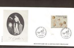 BC6 - Bicentenaire De La Révolution Française.20juin 1989  Sur 2591 - PARIS. - Révolution Française