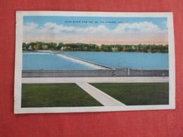 Ohio River Dam # 46   Owensboro  Kentucky  > Ref 2976 - Owensboro