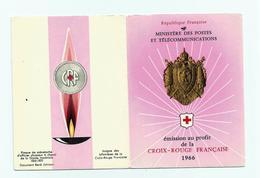 CARNET De 1966 Au Profit De La Croix Rouge Neuf - Très Bon état- - Rotes Kreuz