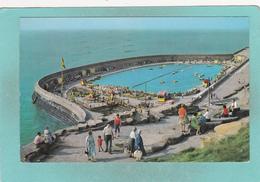 Old Small Postcard Of North Shore Boating Pool,Blackpool,England,V21. - Blackpool