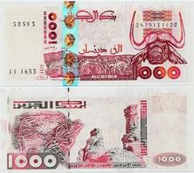 ALGERIA       1000 Dinars       P-142b       10.6.1998       UNC - Algeria