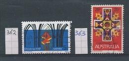 Australië    Y/T   362 . 363    (O) - 1966-79 Elizabeth II