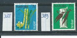 Australië    Y/T    388 + 389   (O) - 1966-79 Elizabeth II