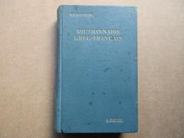 Dictionnaire Grec - Français (CH. Georgin) éditions Hatier - Dictionaries