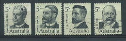 Australië    Y/T    397 / 400   (O) - 1966-79 Elizabeth II