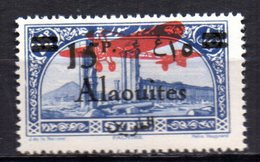 Col9   Alaouites  PA : N° 13  Neuf  X MH   , Cote : 45,00 Euro - Alaouites (1923-1930)