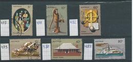 Australië    Y/T   Tussen  477 / 483   (O) - 1966-79 Elizabeth II