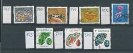 Australië   Y /T  499  Tot  505   (O) - 1966-79 Elizabeth II