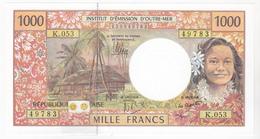Polynésie Française / Tahiti - 1000 FCFP - K.053 / 2013 / Signatures Noyer/de Seze/La Cognata - Neuf / UNC - Papeete (French Polynesia 1914-1985)