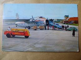 AIRPORT / FLUGHAFEN / AEROPORT    OSTEND  BRISTOL FREIGHTER CHANNEL AIR BRIDGE - Aérodromes